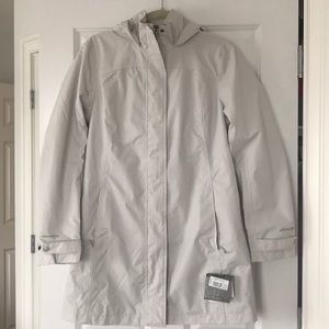 Eddie Bauer traveler packable trench